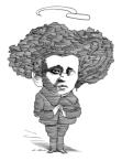 Antonio Gramsci por David Levine
