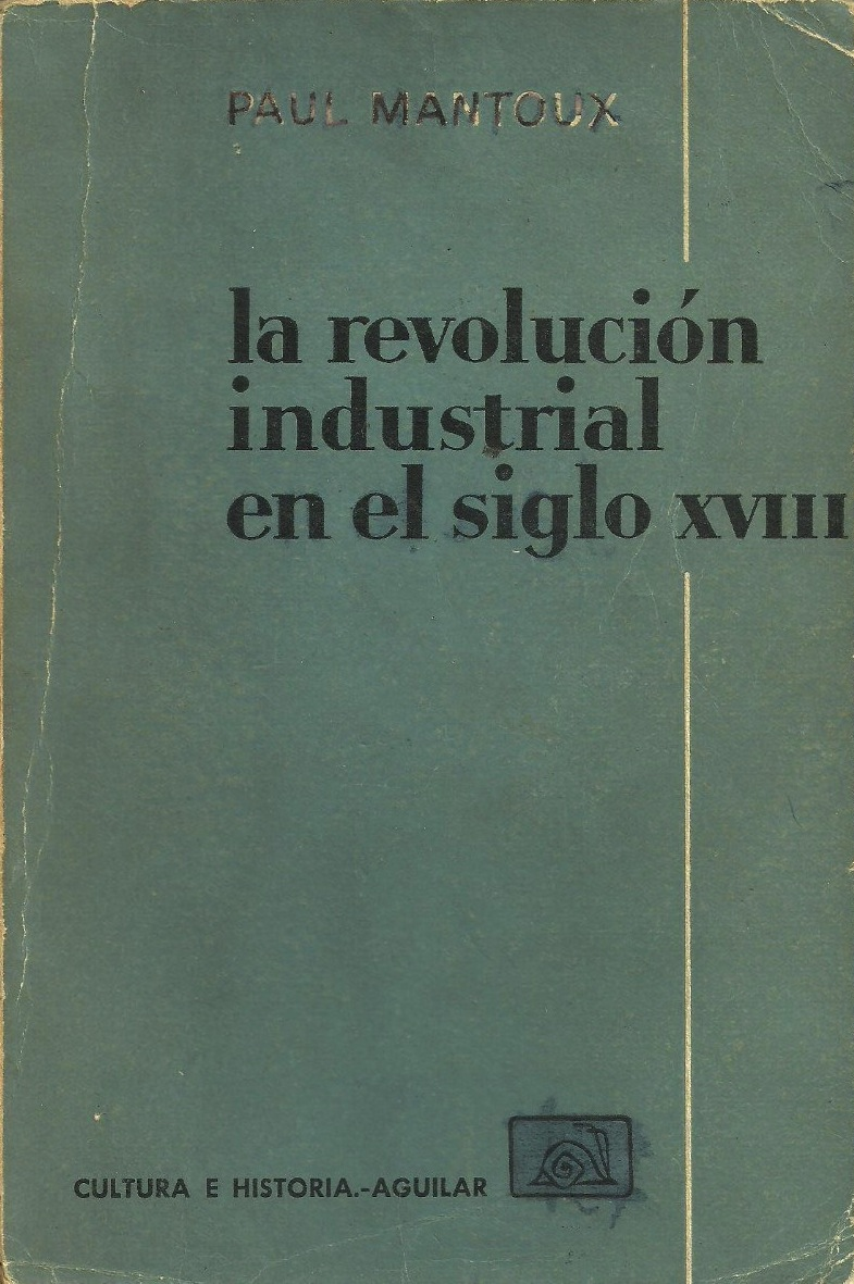 historia de la gran industria: