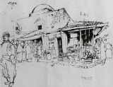 YugoslaviaSarajevoMarket